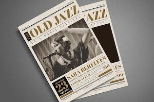 Miniature pour Ancien journal Jazz dépliant