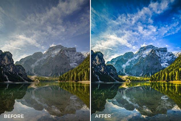 Landscape Lightroom Presets - product preview 10