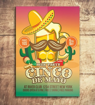 Thumbnail for Cinco De Mayo Beer Party