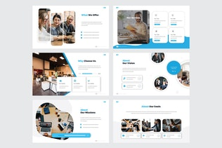 Thumbnail for BUSINESS REPORT - Keynote V256