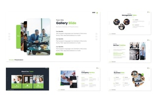 Business - Powerpoint Template