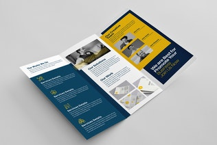 Thumbnail for Trifold Brochure