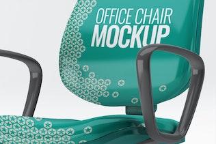 Thumbnail für Bürostuhl Mock-Up