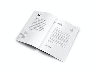 Thumbnail for Creative Resume CV Portfolio