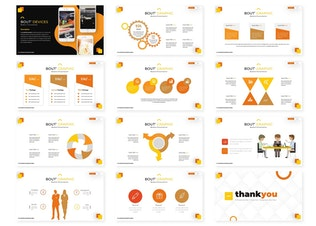 Thumbnail for Graduate   Powerpoint Template