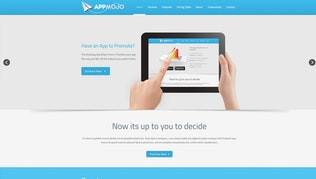 Thumbnail for App Mojo - Single Page Software Promotion HTML