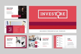 Infestore - Business Keynote Presentation