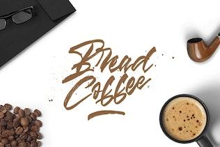 Miniatura para Cegado - Logotipo de estilo libre