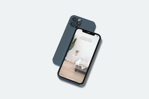 Phone 12 Pro Mockup Vol 01