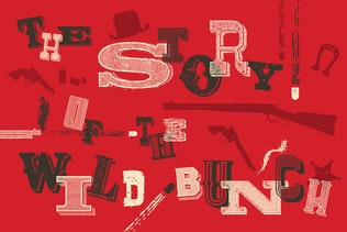 Thumbnail for Western Typography Saloon
