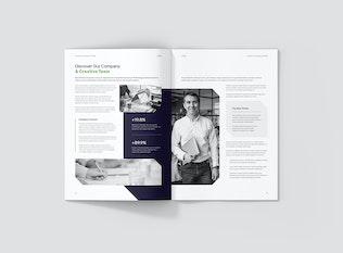 Thumbnail for Creative Multipurpose Company Profile