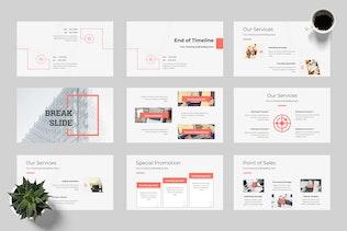 Thumbnail for Marlin  - Startup Keynote Presentation