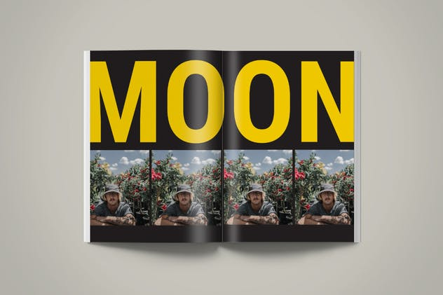 Magazine Template | Petrichor - product preview 5