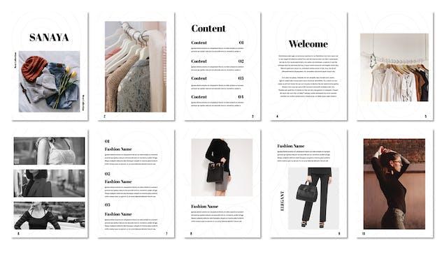 Sanaya – Lookbook - product preview 2
