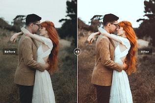 Thumbnail for Couple Goals Mobile & Desktop Lightroom Presets