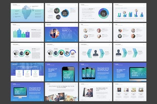 Thumbnail for X Note (VOL.02) - Powerpoint Template