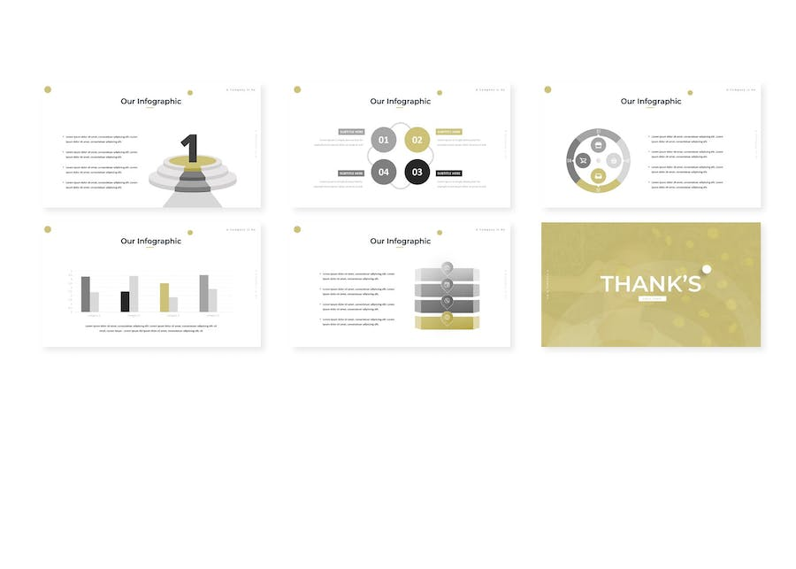 Yogaina - Powerpoint Template - product preview 3