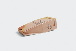 Thumbnail for Cardboard Pouch Mockups
