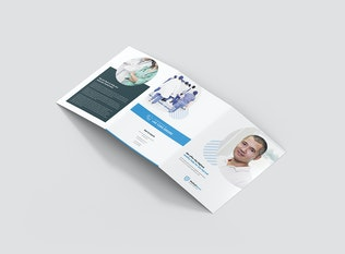 Thumbnail for Brochure – Doctor Tri-Fold A5