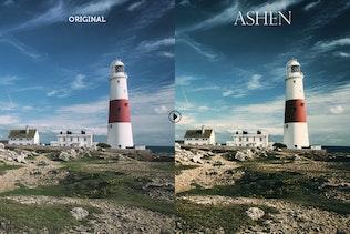 Thumbnail for Ashen Landscape Photoshop Actions