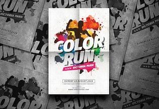 Miniature pour Color Run dépliant