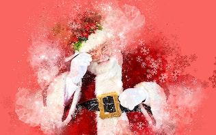 Thumbnail for Celebratum - Christmas Photoshop Action