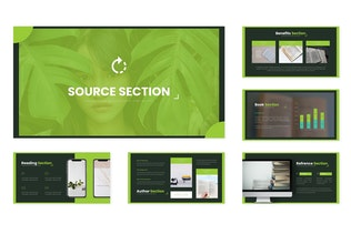 Thumbnail for Source - Google Slides Template