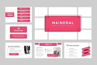 Maineral - Powerpoint Presentation