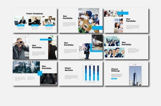 Thumbnail for Delina Business - Google Slides