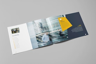 Thumbnail for Williams Business Landscape Brochure