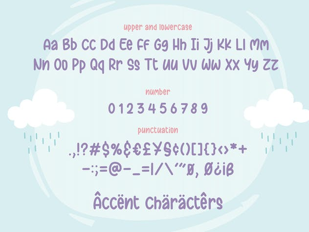 Dashing Unicorn YH - Modern Display Font - product preview 5