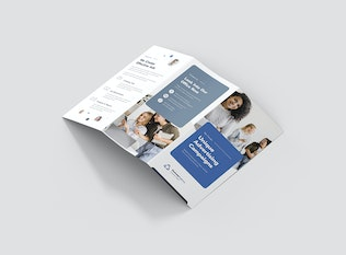 Thumbnail for Brochure – Business Agency Tri-Fold