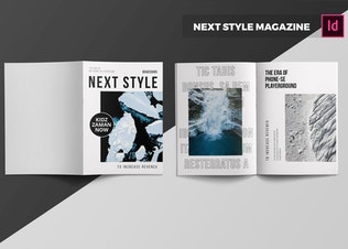 Thumbnail for Next Style | Magazine Template