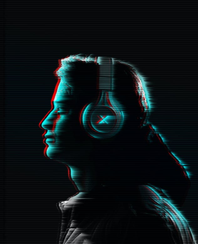 CyberPunk Glitch Photoshop Action - product preview 3
