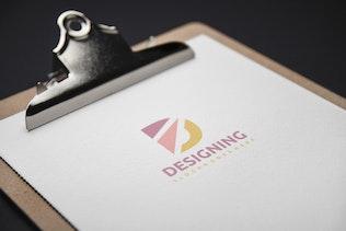 Thumbnail for D Letter Logo