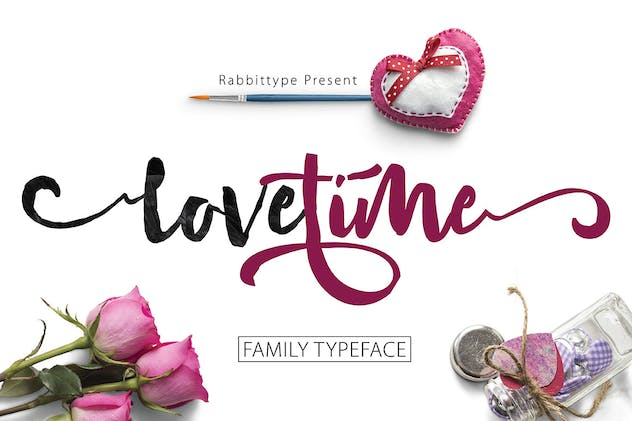 Lovetime - product preview 1