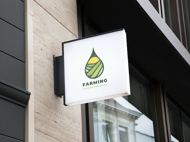 Agriculture and Farming Logo - product preview 0