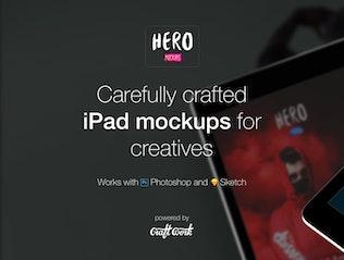 Thumbnail for HERO Pad Mockups