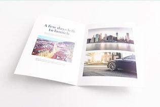 Thumbnail for Bi-Fold Brochure / Flyer Mockups