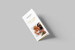 Thumbnail for Brochure – Hotel for Wedding Bi-Fold DL
