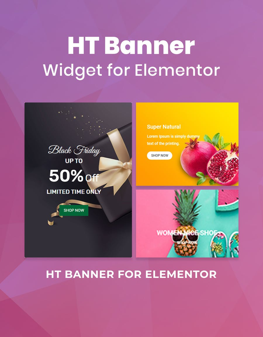 HT Banner for Elementor - product preview 1