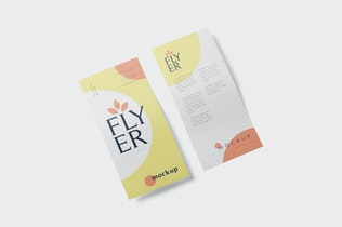 Thumbnail for Flyer DL Mock-Ups Set