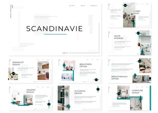 Scandinavie | Keynote Template