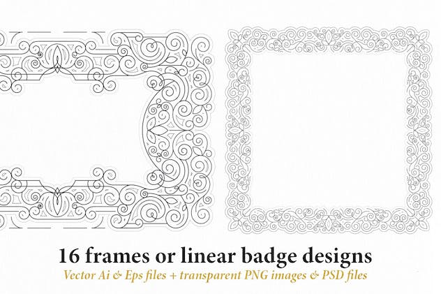 Line Frame Creator 2 - product preview 8