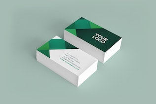Thumbnail for Professional Green Business Stationery