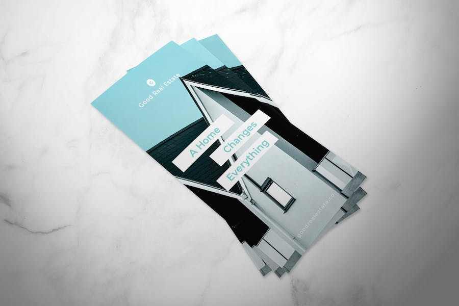 Real Estate Trifold Brochure - product preview 1