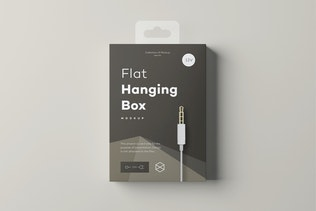Hanging Box Mock-up 3