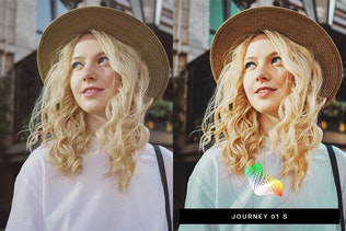 Thumbnail for 50 Illuminate Lightroom Presets and LUTs