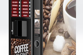 Thumbnail for Coffee Vending Machine Mock-Up