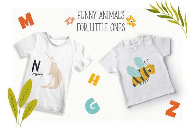 Alphabet Animals for Little Ones - product preview 2